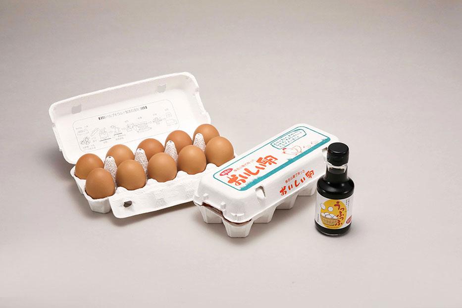卵かけこだわりセット